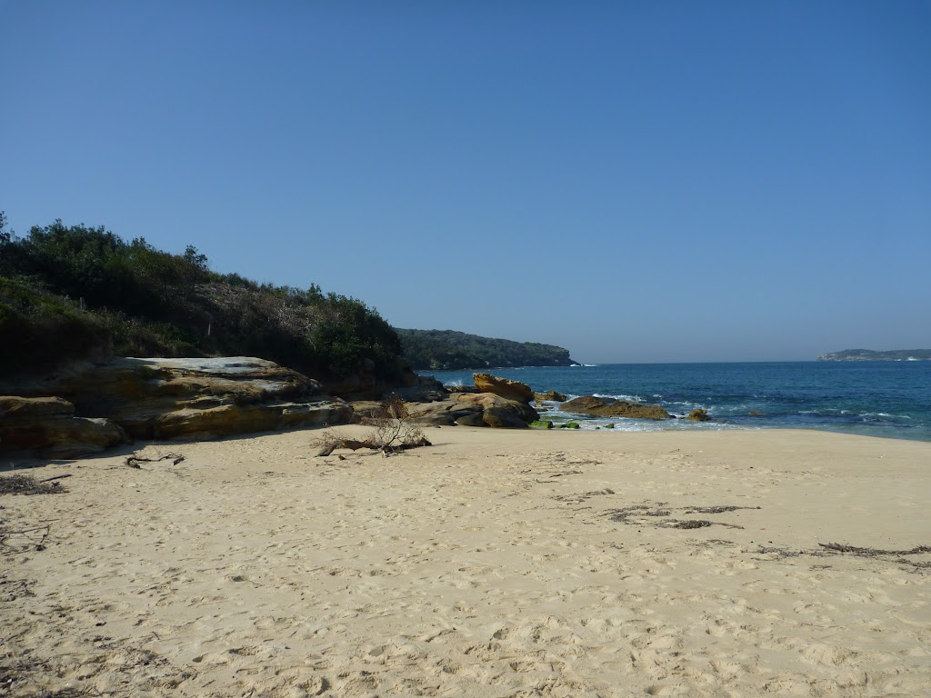 Congwong Beach, near La Perouse