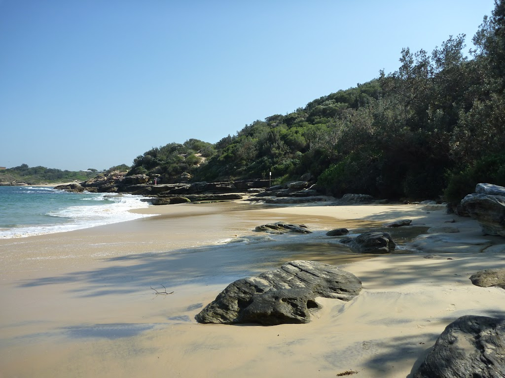 Little Congwong Beach, near La Perouse