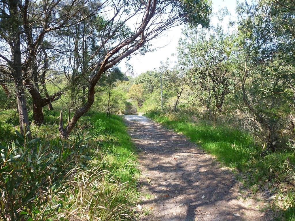 Track near La Perouse