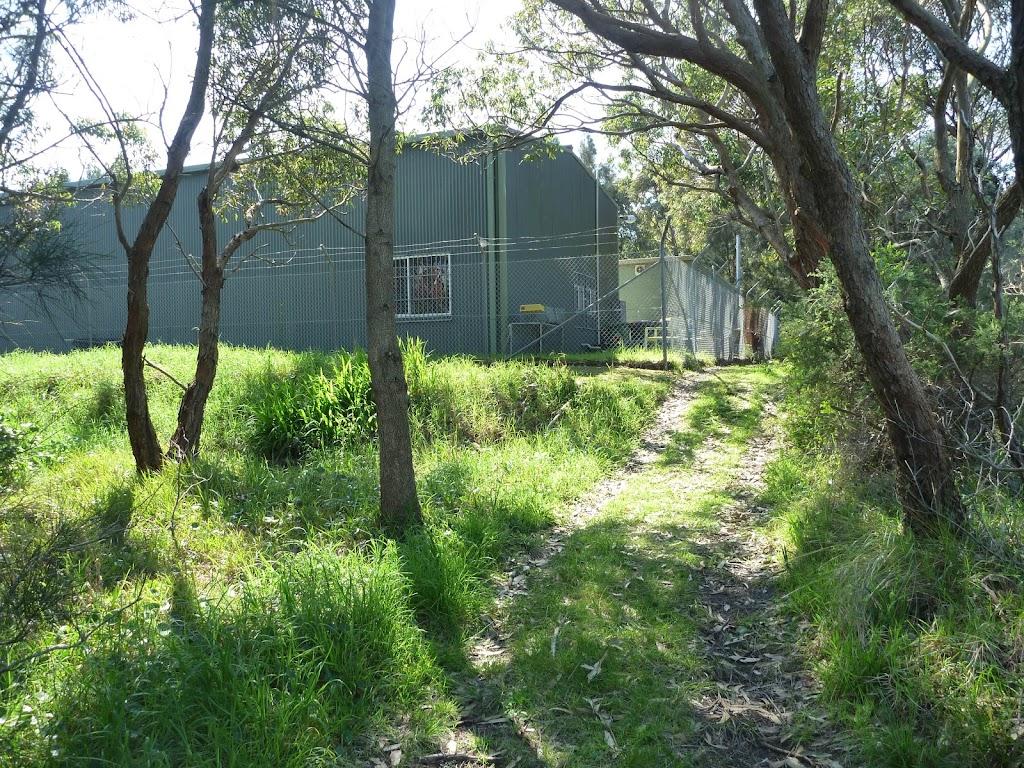 Parks Depot near La Perouse (309107)