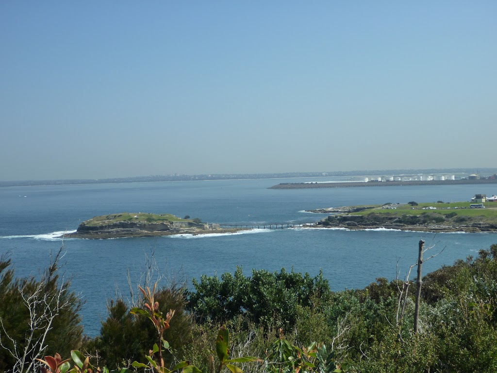 View from La Perouse