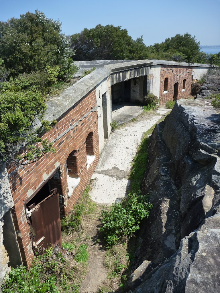 Henry Head Fortifications, near La Perouse