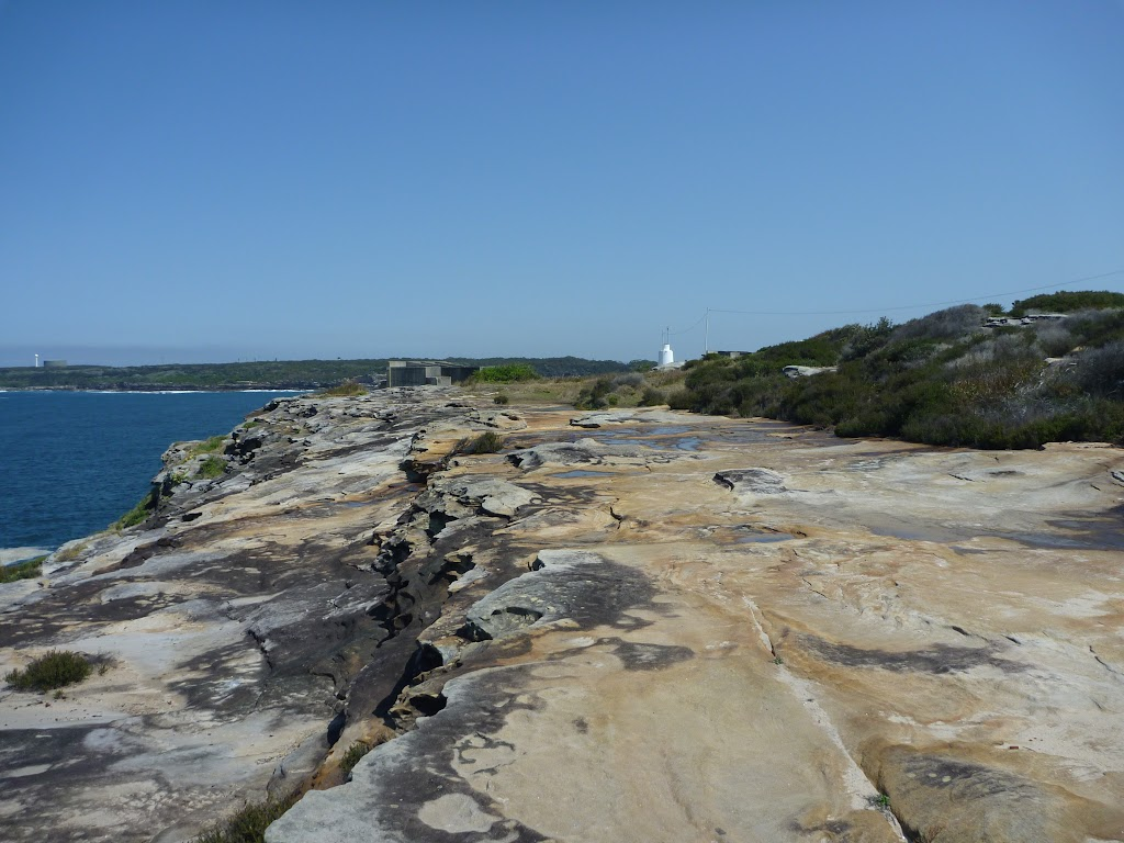 Track at Henry Head, near La Perouse