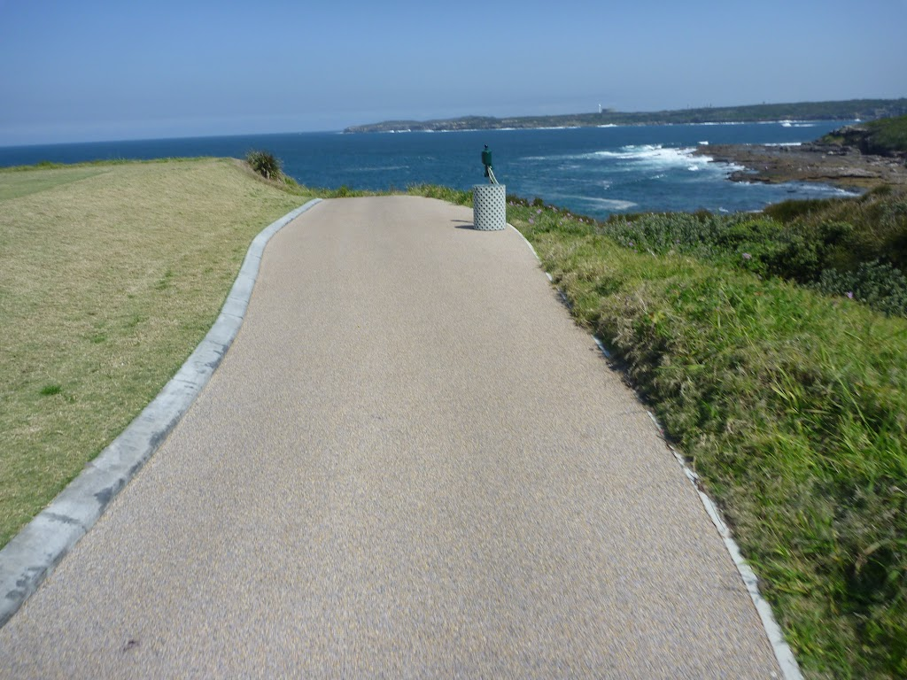Golf Course track, near Cape Banks