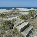 Concrete steps on Cape Banks in Botany Bay National Park (310178)