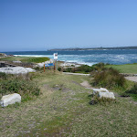 Near Cape Banks in Botany Bay National Park