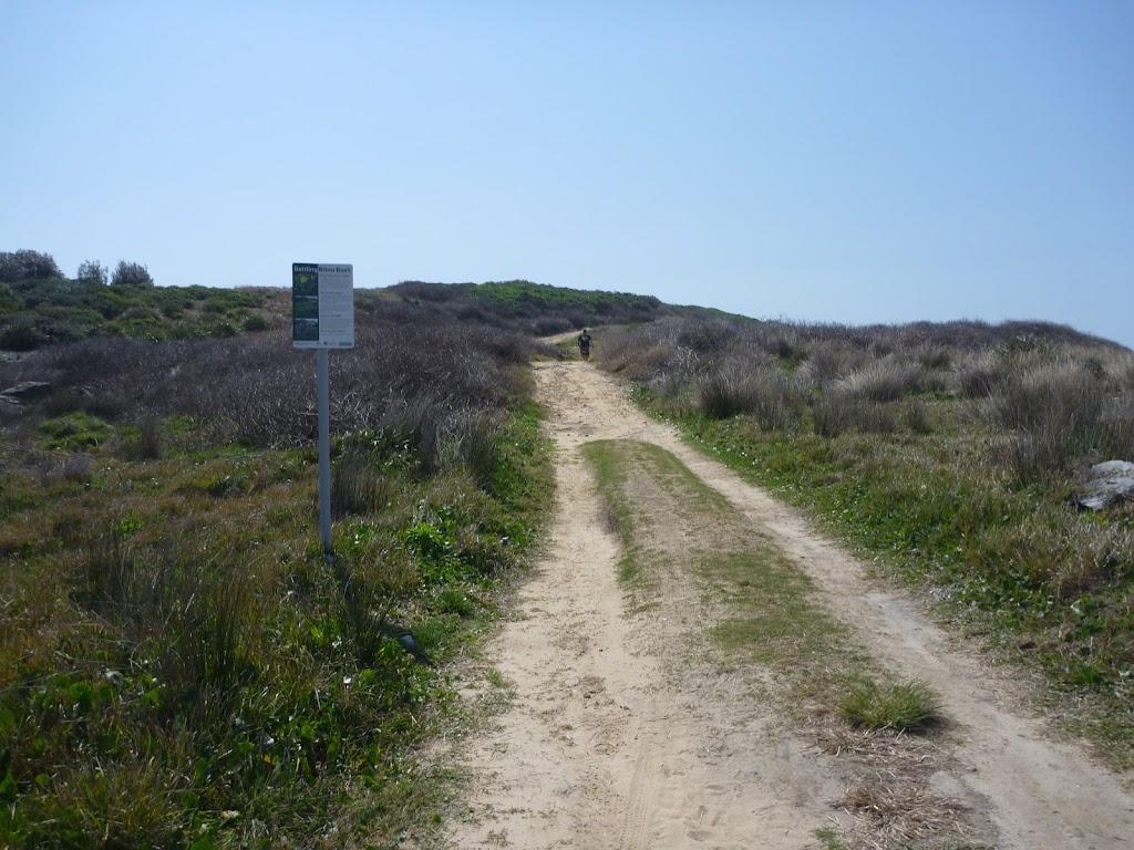 Cape Banks management trail