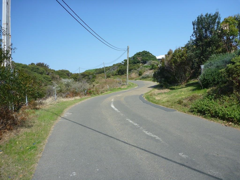 Pistol Club Rd, near coastal cemetery in Botany Bay National Park