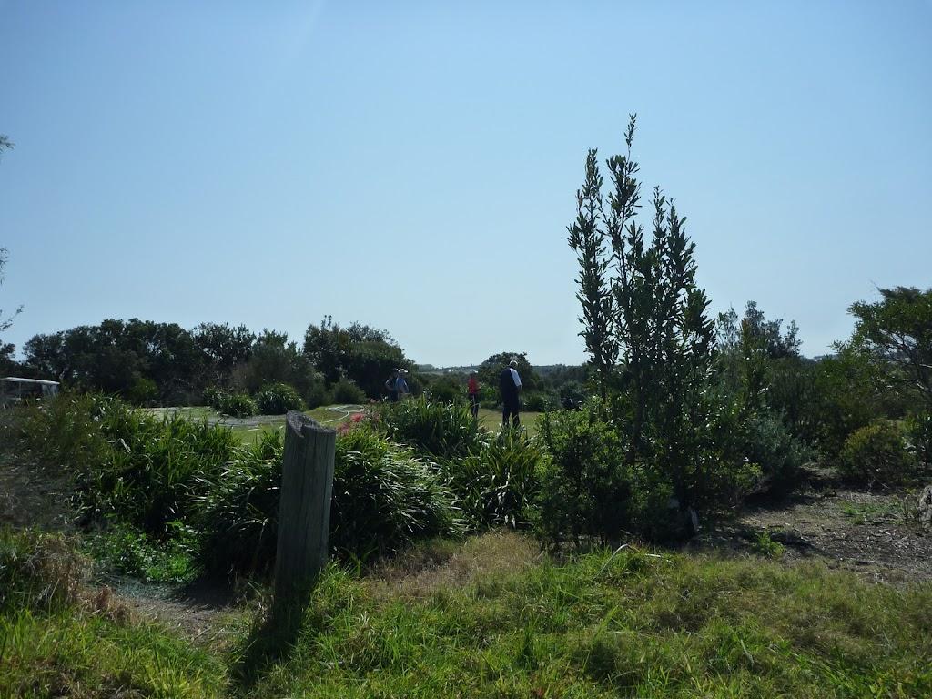 Golf Club close to the Coastal Cemetary Trail, near Botany Bay National Park