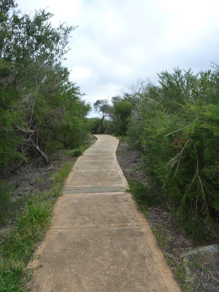 Footpath near La Perouse