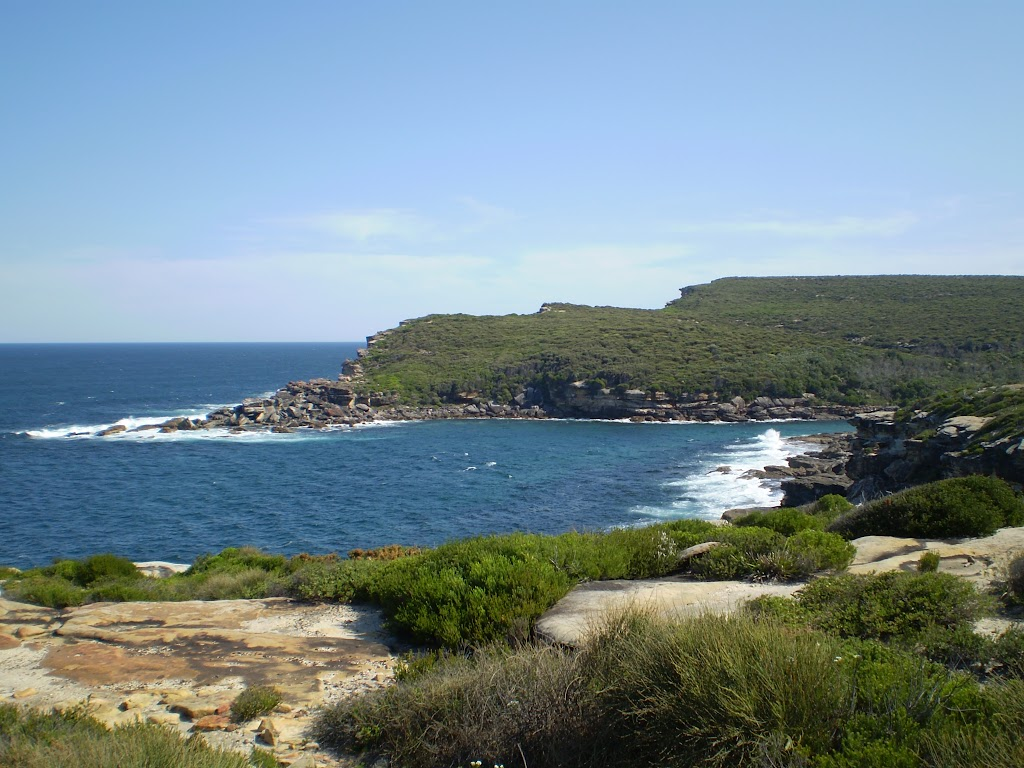 Curracarrang Cove from lookout (31153)