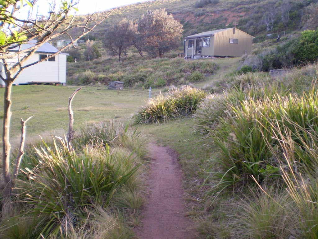 Garie Beach Depression Houses