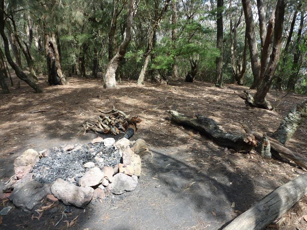 Corowal Plateau campsite