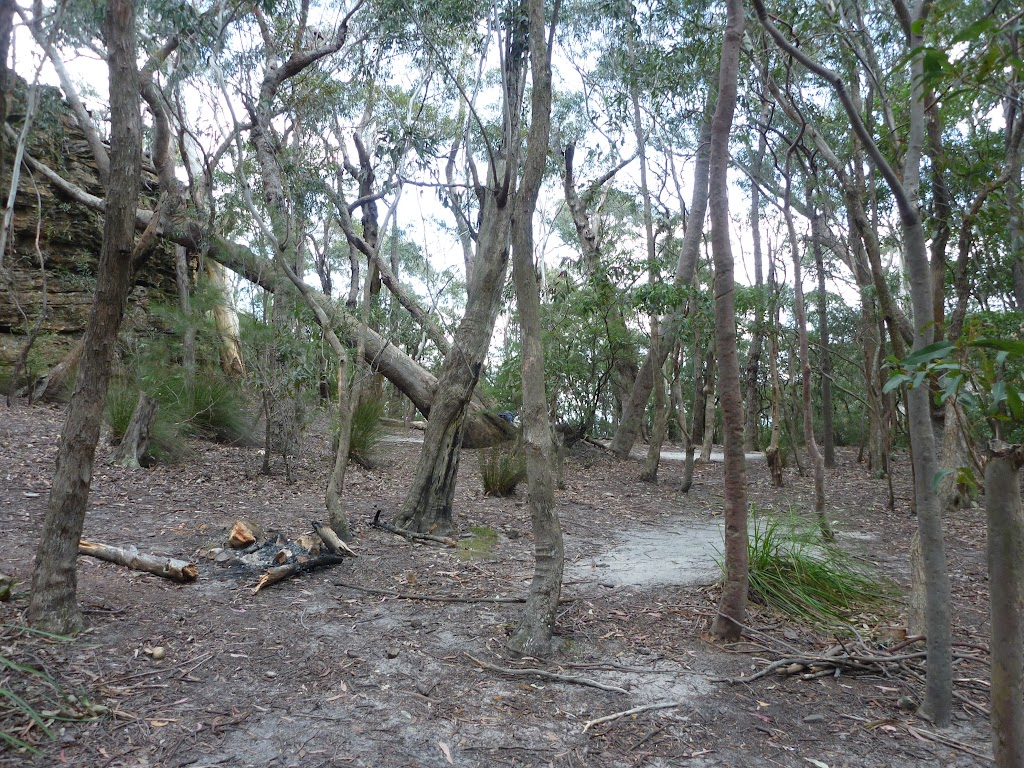 Chinamans Gully Campsite