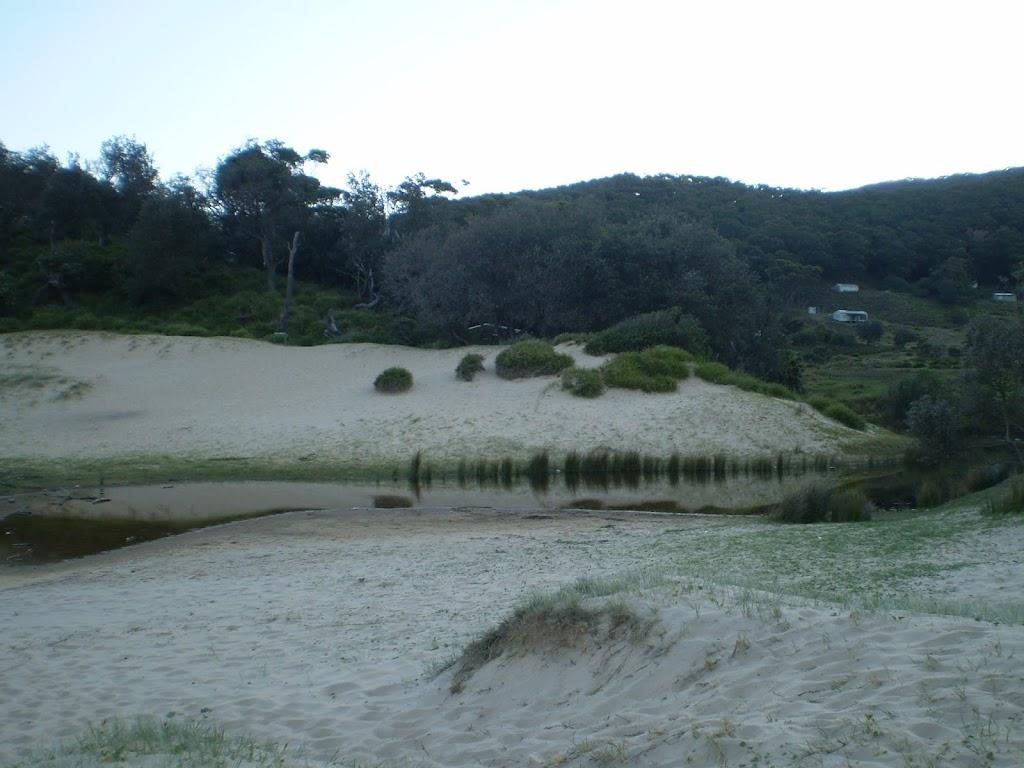 Creek on South Era Beach