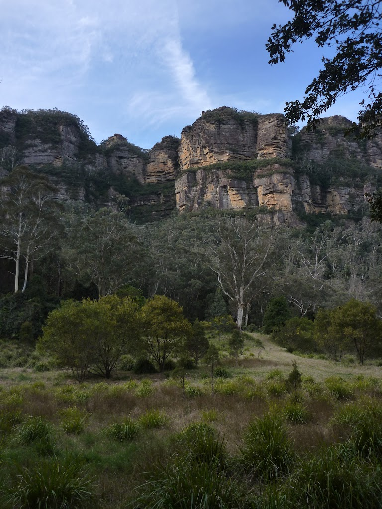 Site of the old South Katoomba STP