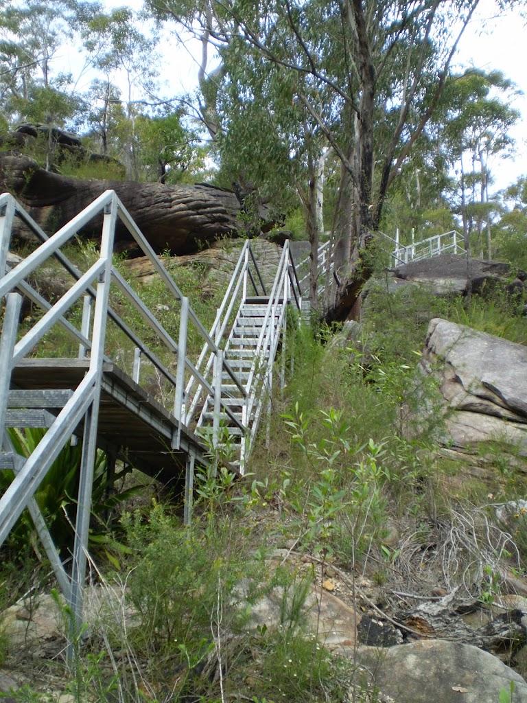 Tuckawa Rill Creek