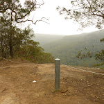 Gap Creek Viewpoint off Monkey Face road in the Watagans (322802)