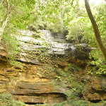 Section of Gap Creek Falls in the Watagans
