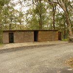 Toilet block near the Mt Sugarloaf car park (324440)