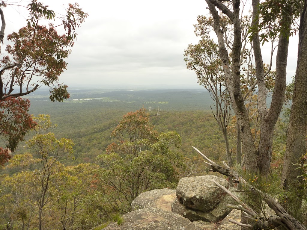 Norther viewpoint view near Mt Sugarloaf