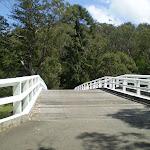 The walking bridge across the Hacking River (32528)