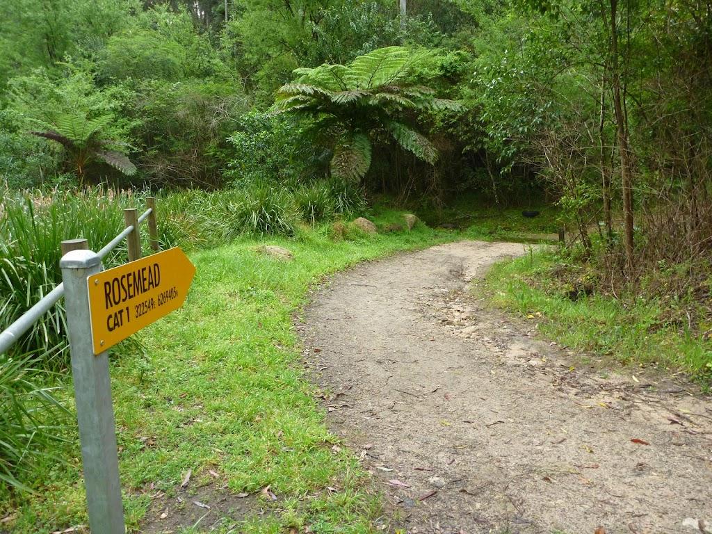 Rosemead Trail