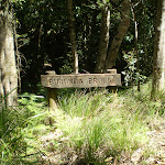 Burunda Brook sign on Lady Carrington Drive (32594)