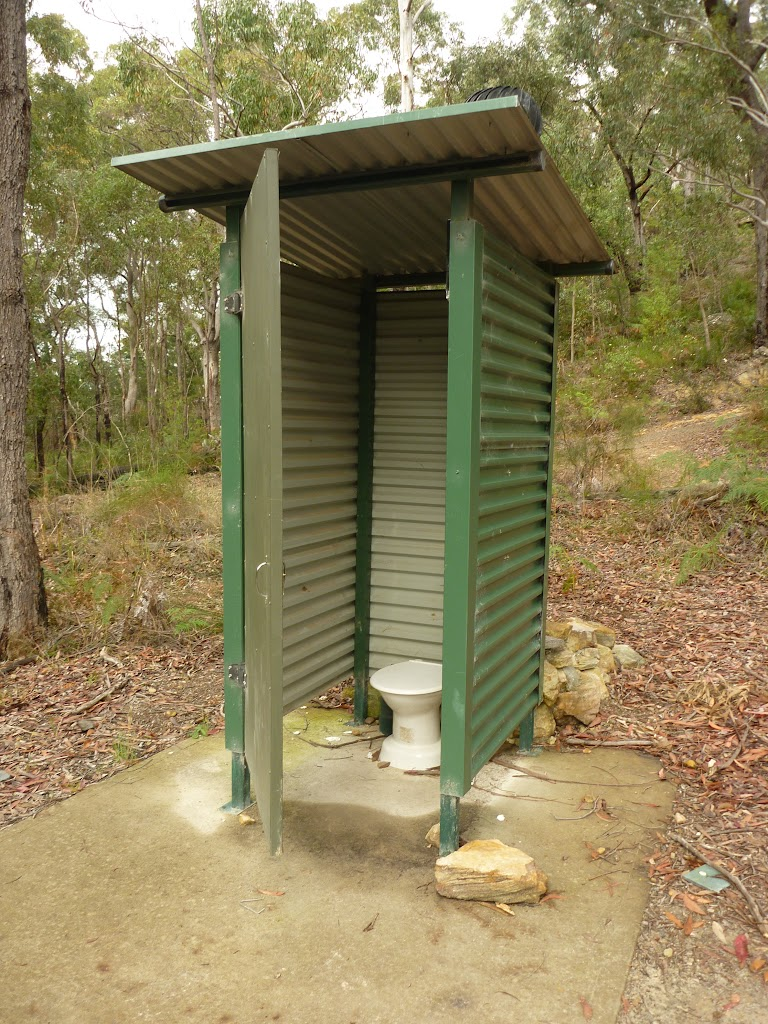 Tunks Ridge Rest area loo