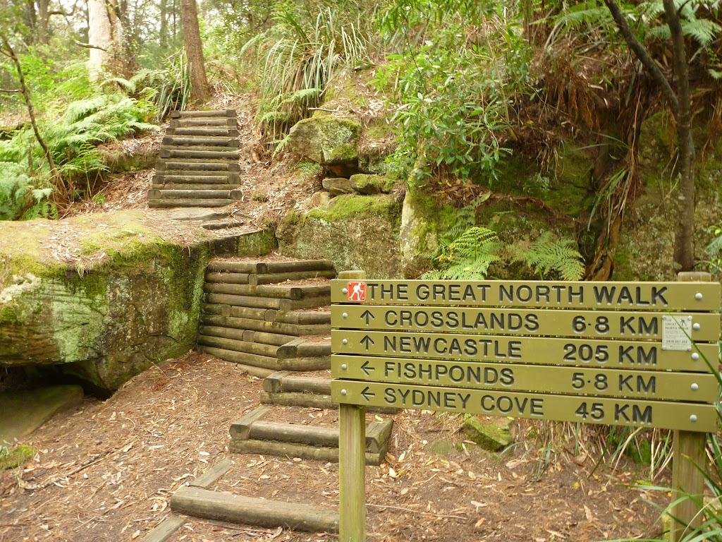 Galston Gorge Trackhead