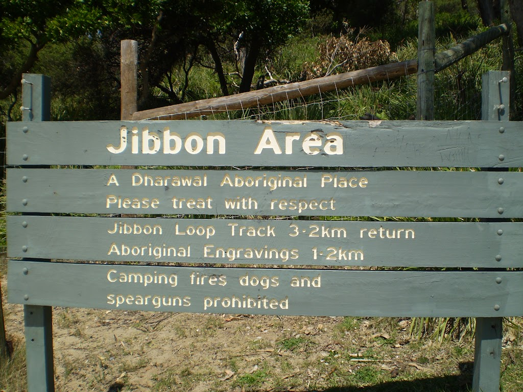 Welcome to the Jibbon Area