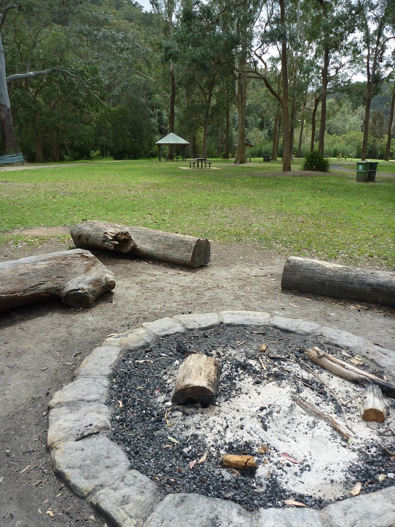 Fire Pit at Crosslands Campsite (329792)