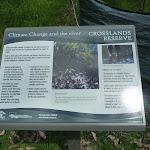Plenty of information signs at Crosslands (329807)