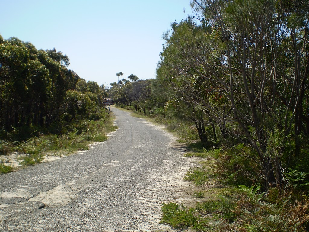 Beachcomber Rd Service Trails