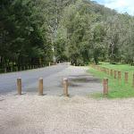Car park at Crosslands (329954)