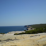 The views from Bundeena Lookout