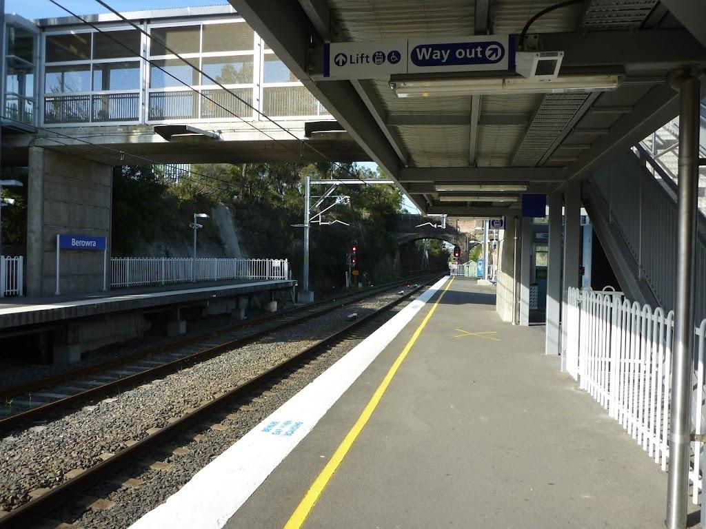 Berowra Station