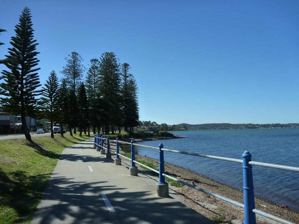 Lake Maquarie at Cockle Bay