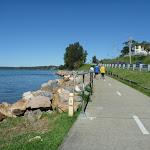 Lake Maquarie in Warner Reserve  (335977)