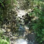 Flaggy Creek Waterfall
