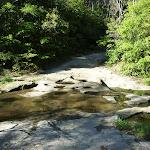 Little Flaggy Creek,Transverse Section