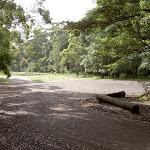 Car park at Garawarra farm