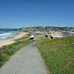 View of Merewether and Merewether Beach