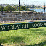 Woolwich Lookout sign