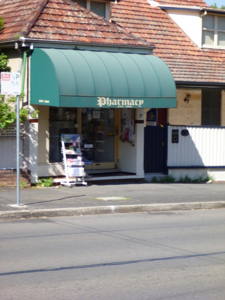 A Pharmacy tucked away (343366)