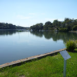 Lane cove River behind Hunters Hill High School