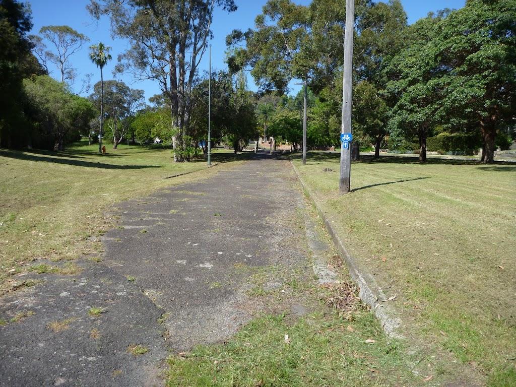 Joubert Street Reserve