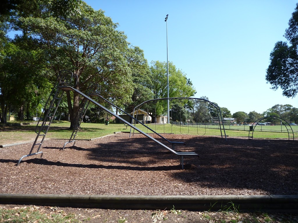 Kids play area at Boronia Park
