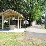 Picnic area at Boronia Park