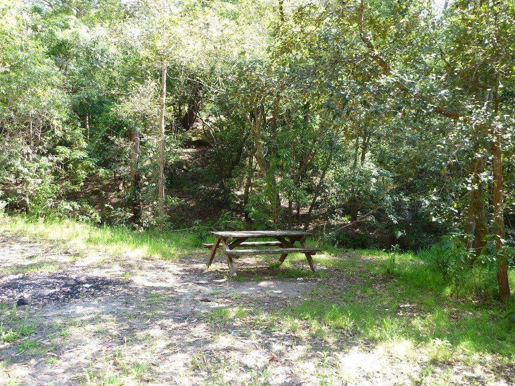 Brickmakers Creek Picnic area